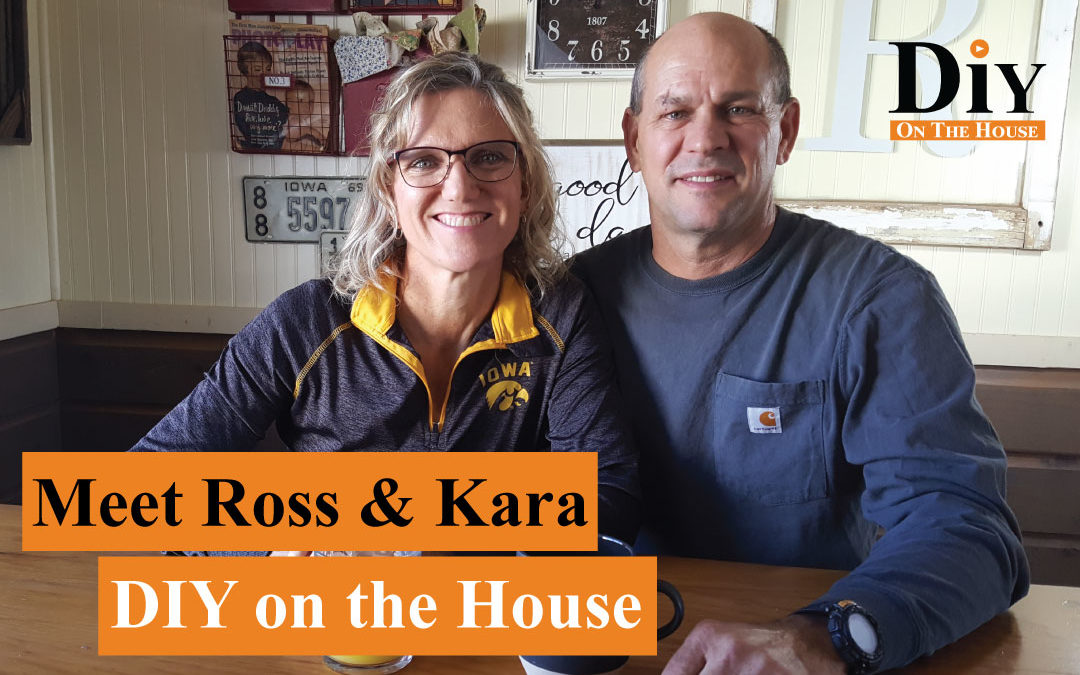 Meet Ross and Kara of DIY on the House