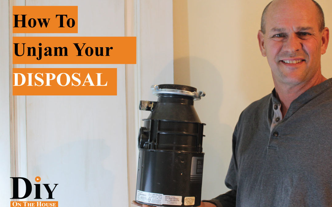 How to Un-Jam Your Garbage Disposal