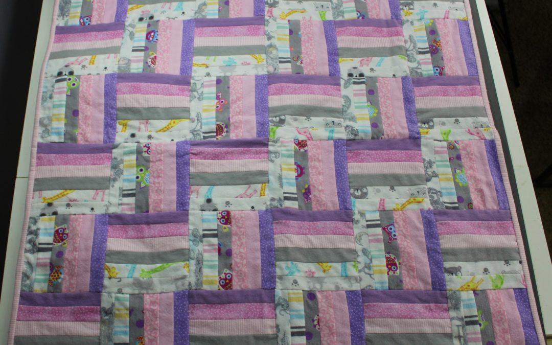 Flannel Baby Quilt Pattern