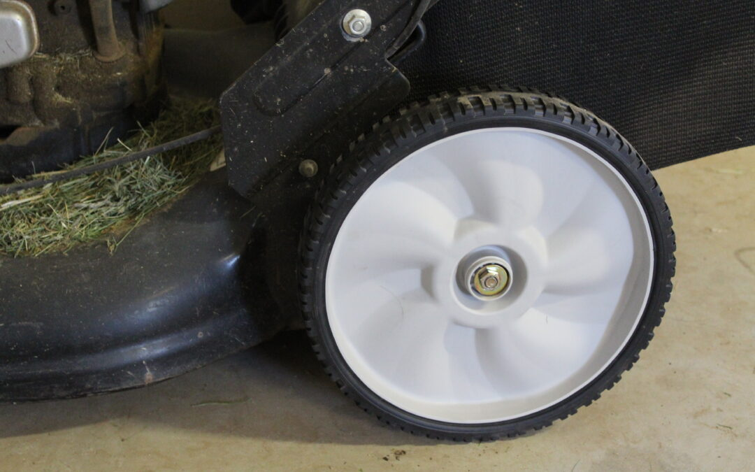 How to Replace a Lawn Mower Wheel – Quick and Easy!