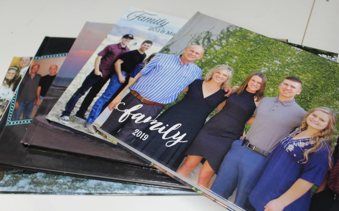 How to Make Online Photo Books – SUPER EASY!