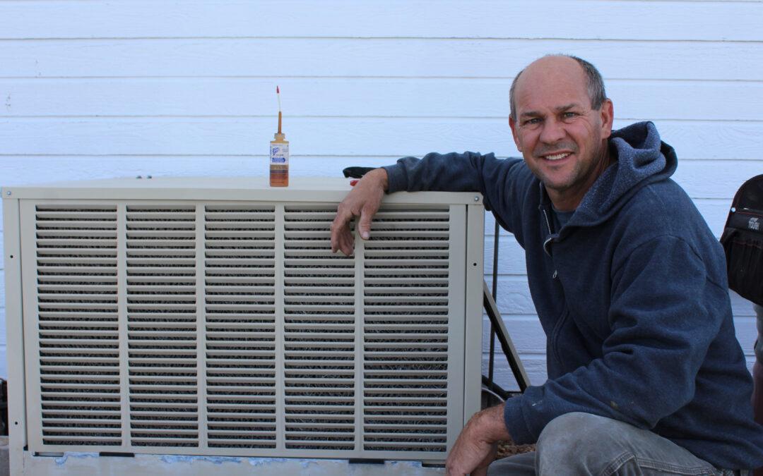 Evaporative Cooler Start Up