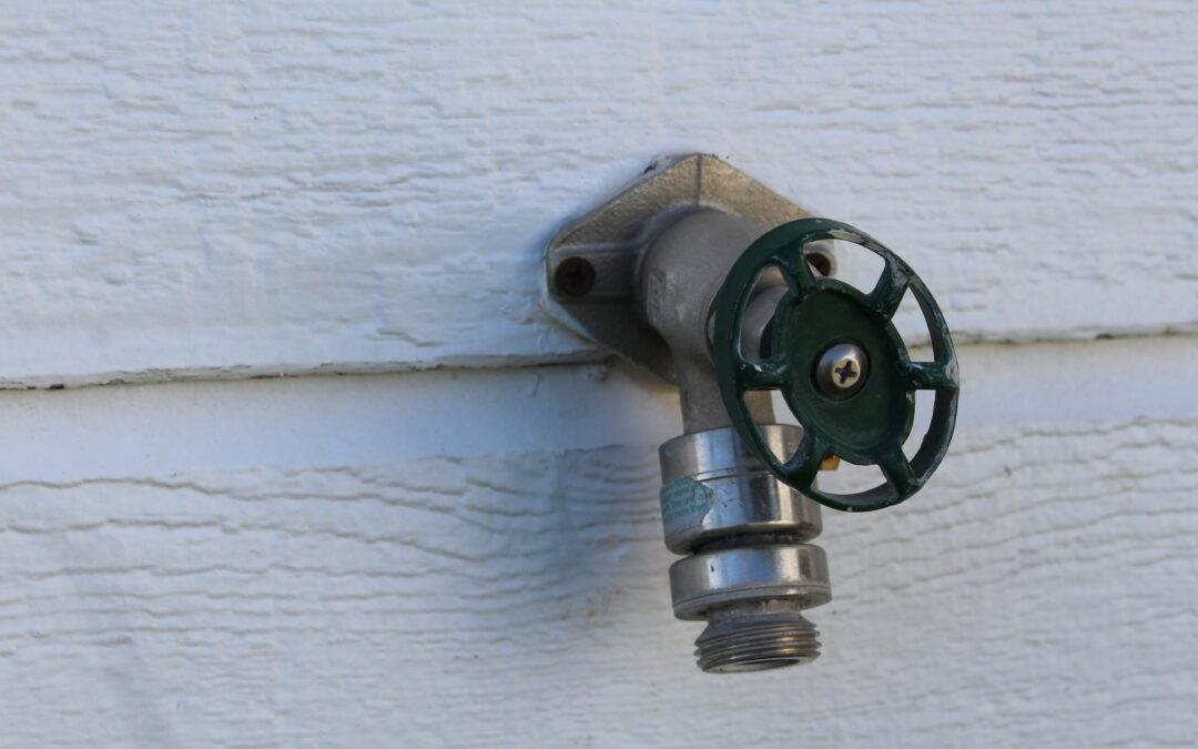 How to Repair an Outside Faucet Leak