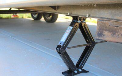Where to Get RV Jacks & How To Install RV Scissor Jacks