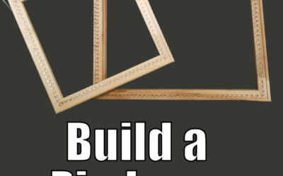 How to Use a Frame to Make a Pin Loom