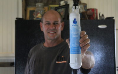 How to Change a Water Filter on a Whirlpool Refrigerator