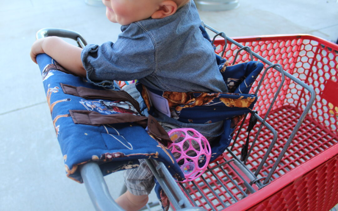 EASY Shopping Cart Cover for Babies