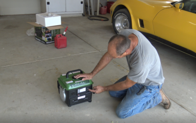 Tailgator Generator Test