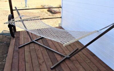 Make Your Own Hammock Stand