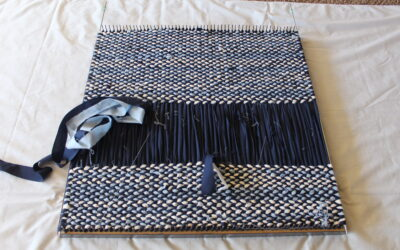 Weave a Square Rug