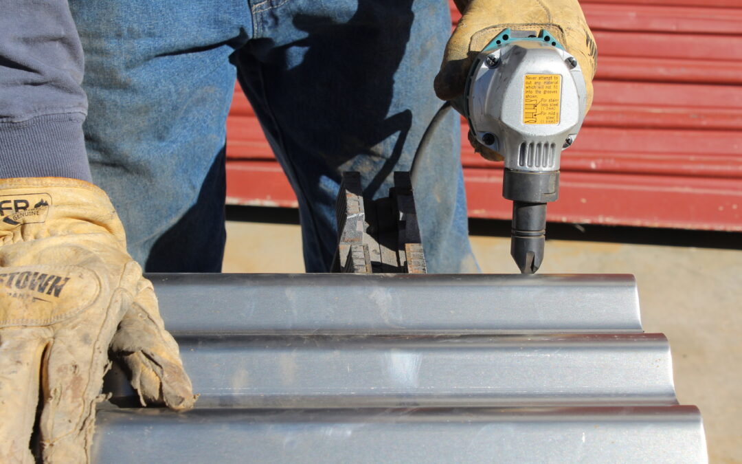 Fastest Way to Cut Metal Roofing