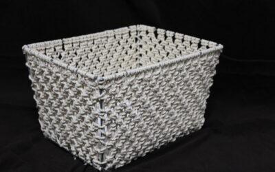 Macrame a Basket