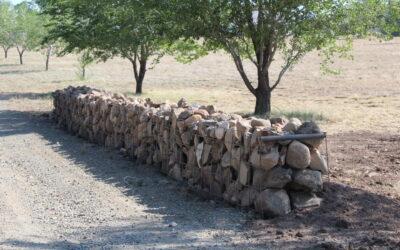Build a Rock Wall